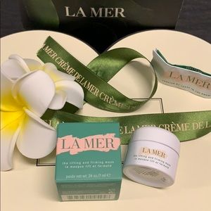La Mer The Lifting And Firming Mask 7 ml Try!